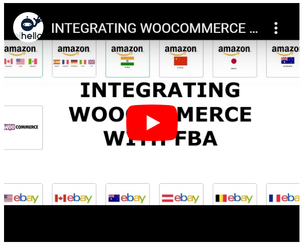 WooCommerce Integration with FBA