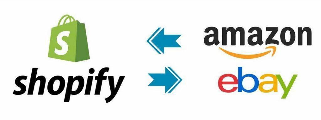 integrating shopify with amazon