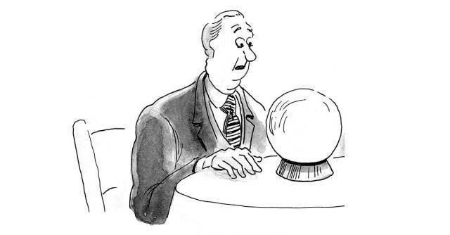 magic ball for forecasting